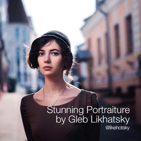 portrait photographer Gleb Likhatsky