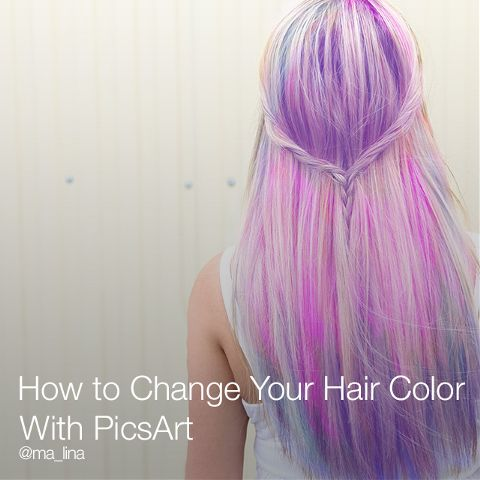 how to change hair color