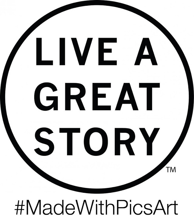 """Today we're happy to announce that our first weekly#FreeToEditContest is live! We've partnered with @LiveAGreatStoryto see how you can apply your graphic design prowess to your shots. 'Live A Great Story' describe their mission as a place that """"inspires you to do you"""". We couldn't think of a better message to kick off our #FreeToEdit contests.  Edit the #FreeToEdit image below and add the hashtag #FTELiveAGreatStory to participate  Pro tip: If you add an image to this one, use the blending option """"multiply"""" to remove the background."""