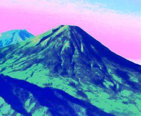 colorsplash colorswap mountains freetoedit