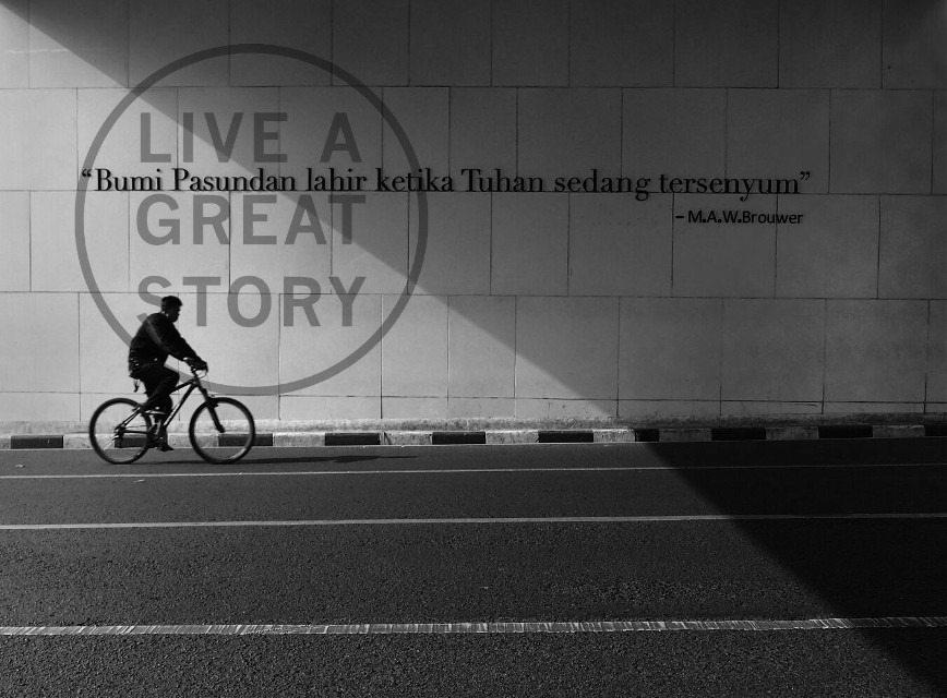 For a future where colorful history is not always black and white #FTELiveAGreatStory