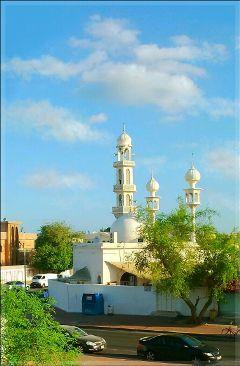 daylight street sky morningview mosque