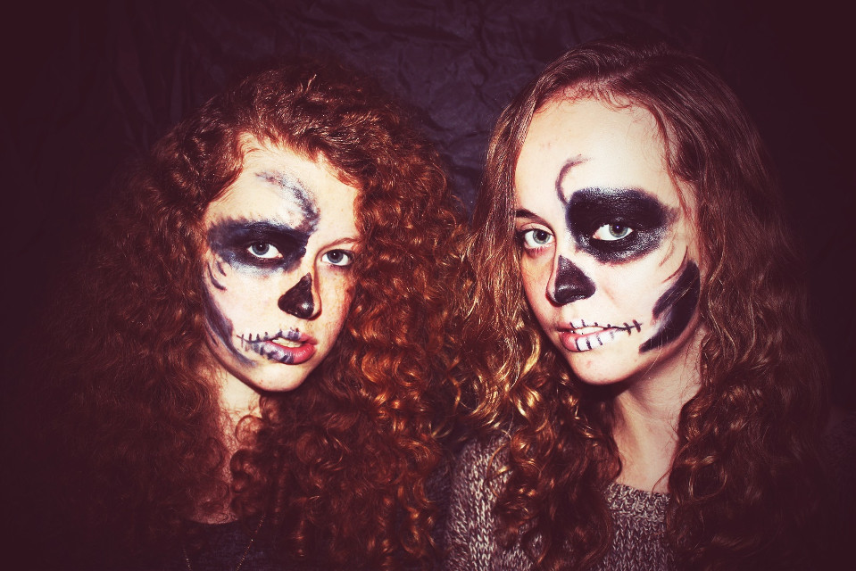 #photography #people #emotions  #helloween with  @tiffy2104 💋