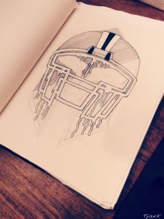 sketch workinprogress helmet