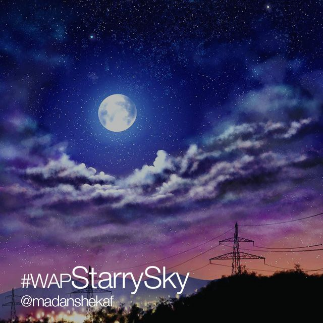 starry sky photos