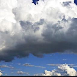 sky blue white freetoedit rain