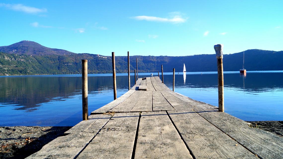 #leadingLines  #nature  #lake