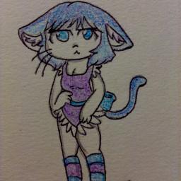 cat nyah cute