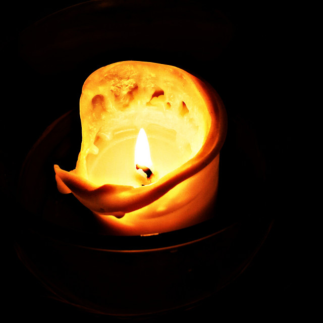A golden candle light came to me through the night, to keep me guarded and warm, so I will have no harm.   #g #gold  #emotions #colorful #photography  #candle  #light  #warm  #q #quotesandsayings