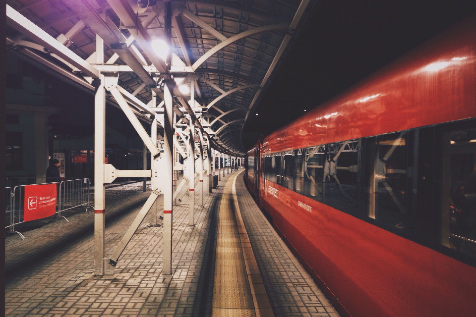 #station #architecture #train