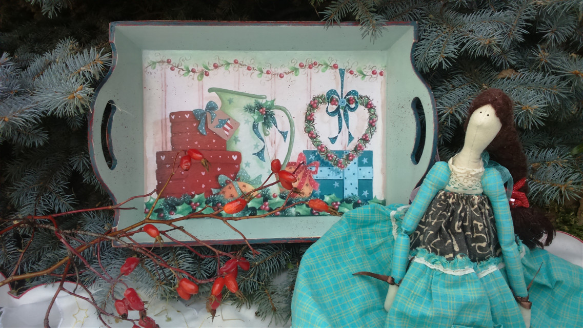 Red#blue#Christmas #winter#snow #hand made#photography #seasons#retro #vintage#freetoedit #seasons.