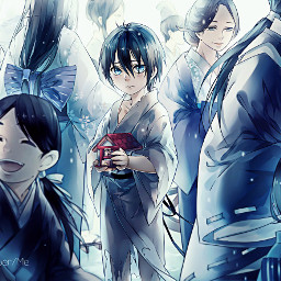 anime kawaii yatogod godofcalamity noragami