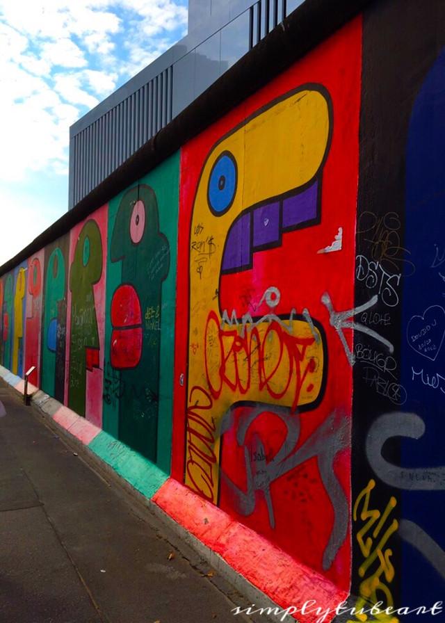 #berlin #berlinwall #colorful #wppcolorful