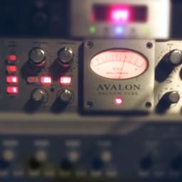 music gear studio preamp