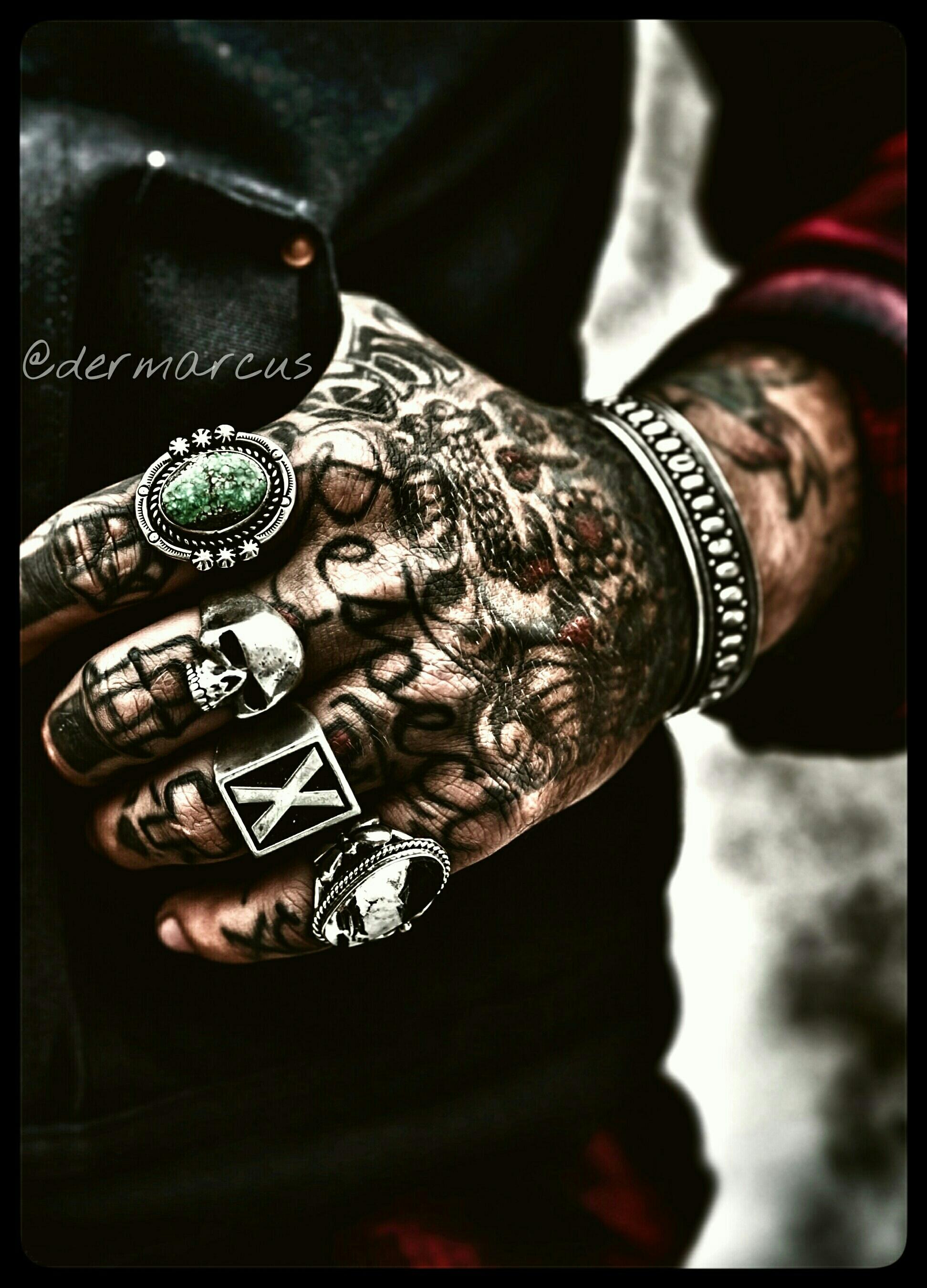 c03da36fc fingerdrawings hand hands tattoo closeup skull ...