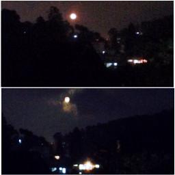 beautifulnight windy moon photography
