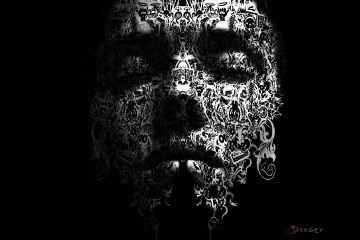 freetoedit darkart artisticselfie wapdark psychedelic