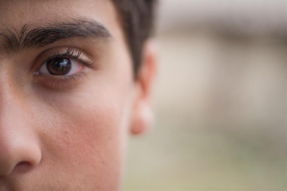 #freetoedit  #look #eye #closeup