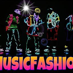 3dme musicfashion music art style