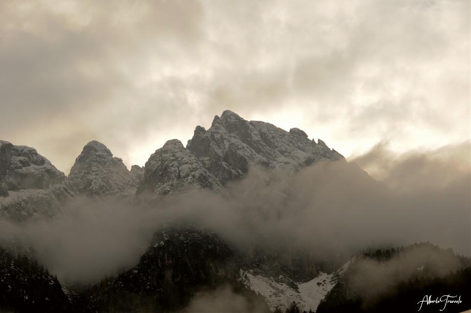 #sunrise#morning#mountain#cloud#emotion