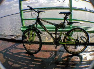 wppgreen bicycle ferry boat freetoedit