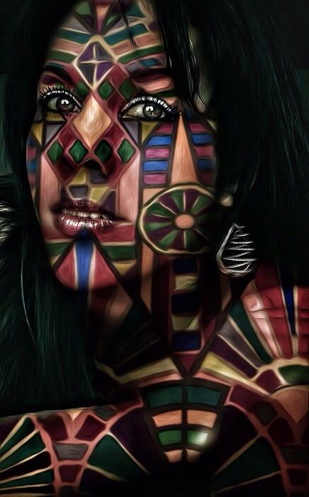 #myedit @lajoa #freetoeditedited #edited #artisticselfie #artisticportrait #undefined #epic @ehlertartagain #colorist #geometricshapes