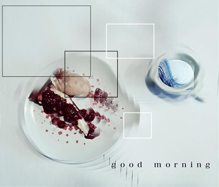 Good morning, my dear friends! #morning #breakfast