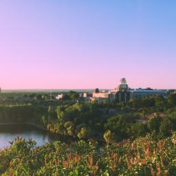 ottawa canada view landscape architecture