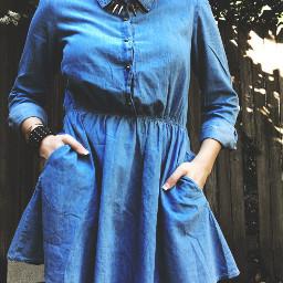 vintage bluejean