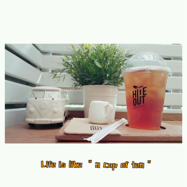 #tea #teatime #teabreak #morning #mysummer #happyday #happybotanist #happiness #adayinthailand #wowisthailand #womaninlove #coffeeshop #chilling #bkk #relax #relaxing #cute #sweeties