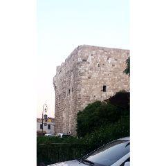 castle old city ancient