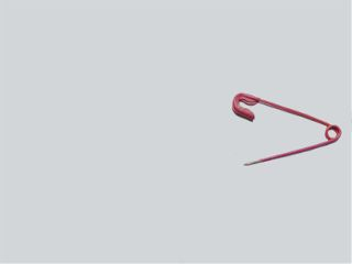 minimalism red pin freetoedit