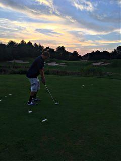 golf outdoors nature naturephotography sunset freetoedit
