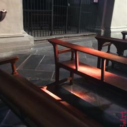 church bench sunlight architecture travel