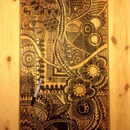 interesting freetoedit art drawing mandala