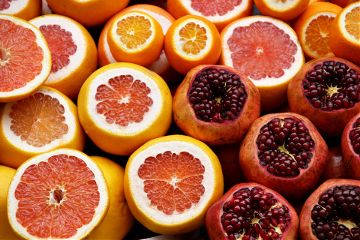 freetoedit orange citrus pomegranate texture popofcolor